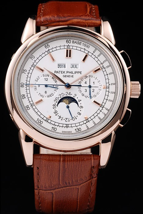 Patek Philippe Grand Complications Alta Copia Replica Relojes 4614
