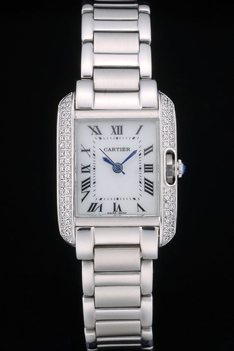 Cartier Luxury Replica Replica Relojes 80174