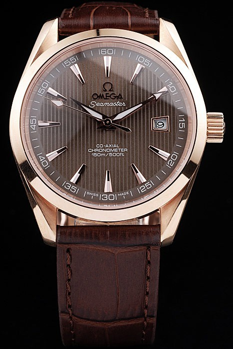 Omega Swiss Seamaster Alta Qualita Replica Relojes 4460