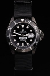 Rolex Submariner Comex Black Replica Relojes