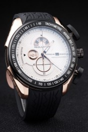 Porsche Regulator Power Reserve Alta Copia Replica Relojes 4659