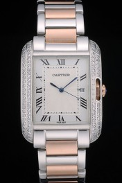 Cartier Luxury Replica Replica Relojes 80175