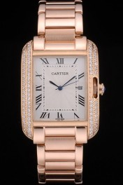 Cartier Luxury Replica Replica Relojes 80180