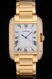 Cartier Luxury Replica Replica Relojes 80182
