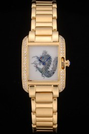 Cartier Luxury Replica Replica Relojes 80187