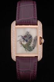 Cartier Luxury Replica Replica Relojes 80194