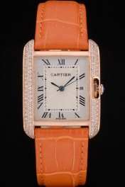 Cartier Luxury Replica Replica Relojes 80204