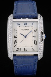 Cartier Luxury Replica Replica Relojes 80210
