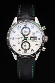 Carrera White Replica Relojes 3762