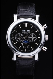 Patek Philippe Grand Complications Alta Copia Replica Relojes 4619