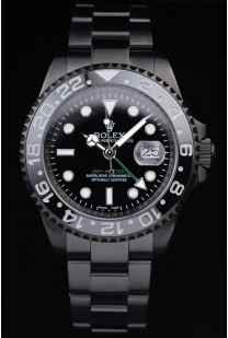 Rolex GMT Master II Full PVD Pro-Hunter Edition