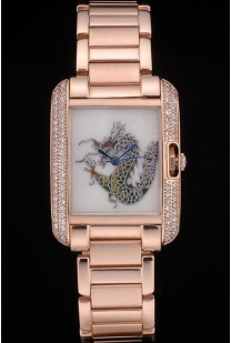 Cartier Luxury Replica Replica Relojes 80186
