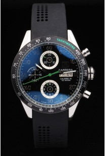 Carrera Black Replica Relojes 3758