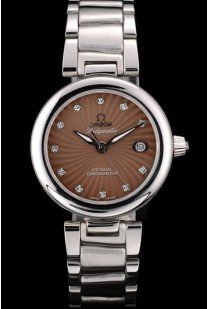 Omega DeVille Ladymatic Alta Qualita Replica Relojes 4376