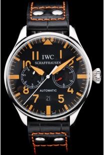 Iwc Schaffhausen Timepiece Replica Relojes 4136
