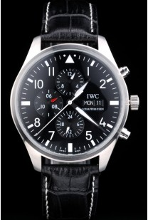 Iwc Schaffhausen Timepiece Replica Relojes 4163