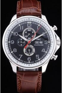 Iwc Schaffhausen Timepiece Replica Relojes 4153