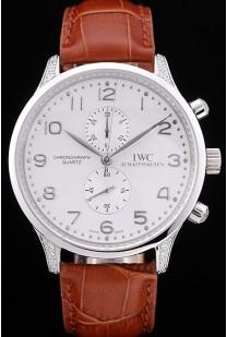 Iwc Schaffhausen Timepiece Replica Relojes 4155